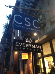 Classic Stage Company!